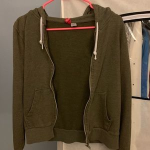 Olive Green H&M Jacket